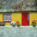 Irish Yellow cottage